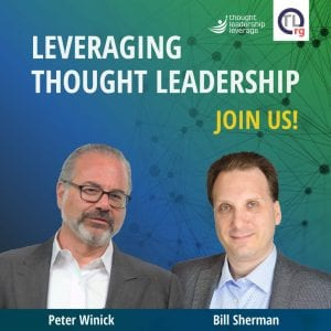 TBF 54 | Thought Leadership Podcast