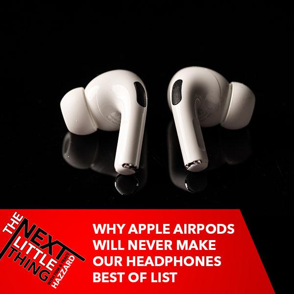 NLT 4 | Apple AirPods